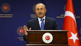 Bakan Çavuşoğlu'ndan o manşete tepki: Yunan Büyükelçi bakanlığa çağrıldı