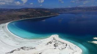 Çevre ve Şehircilik Bakanlığı onayladı! Salda Gölü'nde yeni düzenleme