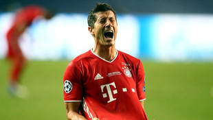 Bayern Münih'ten 8 gollü bir galibiyet daha