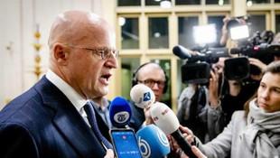 Adalet Bakanı'na 390 Euro para cezası
