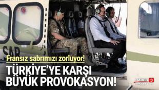 Fransa'dan Türkiye'ye karşı yeni provokasyon!