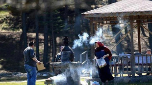 Vali açıkladı: Karantinada olması gereken 78 kişi piknikte yakalandı