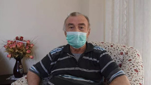 Koronavirüs, aylarca evine kimseyi almayan adama kızından bulaştı