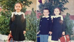 Bakan Selçuk, öğrencilik yıllarına ait fotoğrafını paylaştı