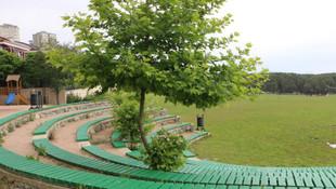 Kartal Belediyesi'nin yeşil alanı 361 bin 746 m2'ye yükseldi