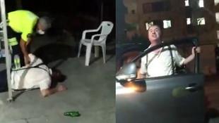Alkollü hakim polislere saldırıp, tehdit ve küfür yağdırdı
