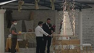 Karantinada olması gerekirken düğün salonunda çalışan sanığa büyük şok