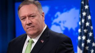 ABD'den İran Savunma Bakanlığı'na yaptırım kararı!