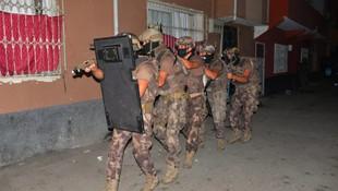 DEAŞ'a uyuyan hücre operasyonu: Çok sayıda gözaltı