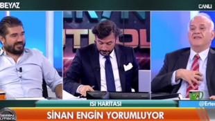 Spor medyası birbirine girdiği sırada Ahmet Çakar'ın yorumları dikkat çekti