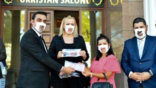 Ankara Büyükşehir'den işitme engellilere anlamlı destek