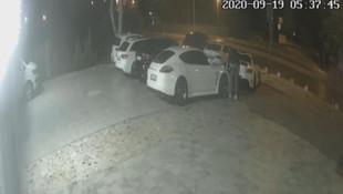 İstanbullunun kabusu olan far hırsızları yine ortaya çıktı