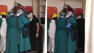 Ankara'da sağlık çalışanlarına saldırıda 5 gözaltı