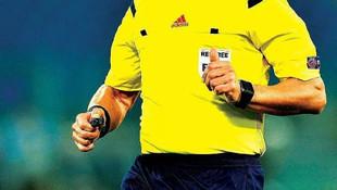 Galatasaray-Fenerbahçe derbisinin hakemi açıklandı