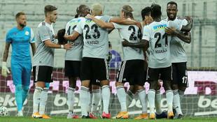 Beşiktaş'ın Rio Ave maçı muhtemel 11'i