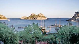 Ali Ağaoğlu adasını 15 milyon dolara satışa çıkardı