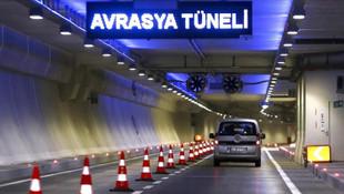 Türkiye'de ilk kez Avrasya Tüneli'nde hizmete girdi! Trafiği yüzde 90 azaltıyor