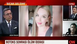 İstanbul'da botoks yaptıran kadın hayatını kaybetti!