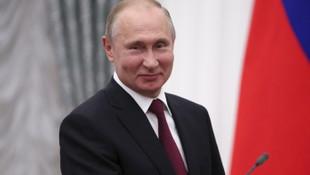 Putin, Nobel Barış Ödülü'ne aday gösterildi