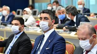 Başkan Gökhan Yüksel, İl Filyasyon Çalışmaları Takip Kurulu Toplantısı'nda