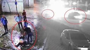 Dövülüp araçtan atılan adam 6 gün sonra öldü! Dehşet anları kamerada