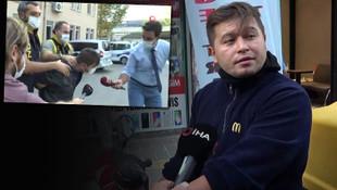 Polise ''Sen zor kullan o zaman görüşürüz'' diyen şahıs adliye sevk edildi