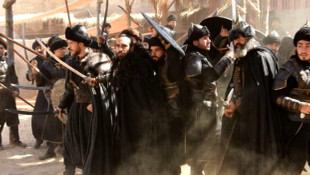TRT'nin yeni dizisi Uyanış: Büyük Selçuklu'da büyük kriz! Çalışanlar iş bıraktı