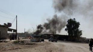 Teröristler 1'i çocuk 2 sivili katletti