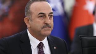 Bakan Çavuşoğlu'ndan ABD'li siyasetçiye sert sözler