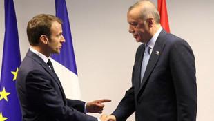 ''Erdoğan, Macron'dan hava savunma sistemi istedi''