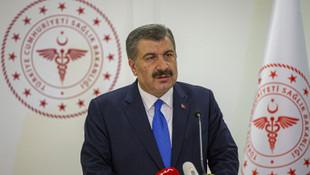 Sağlık Bakanı Koca'yı kızdıran soru! Sinirinden gözaltları kızardı