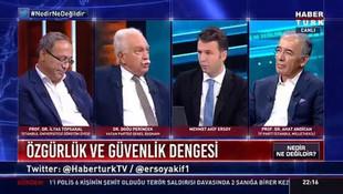 Doğu Perinçek'in yargıyla ilgili sözleri sunucuyu şaşırttı: Türkiye'de mi?
