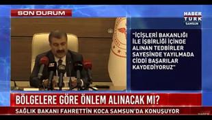 Bakan Koca açıkladı; işte Türkiye geneli yoğun bakım doluluk oranı!