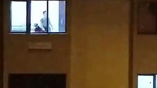 Kahramanmaraş'taki Kuran kursunda skandal görüntüler