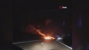Ukrayna'da askeri uçak düştü: 25 ölü!