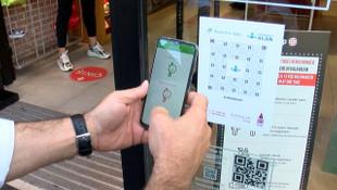 İstanbul'da yeme içme mekanlarında ilk HES kodu zorunluluğu