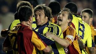En unutulmaz Galatasaray - Fenerbahçe maçları!