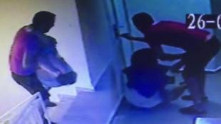 Kucağına aldığı kadına otel odasında tecavüz etti!