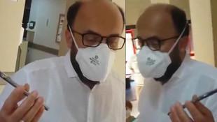 Ölümle tehdit edilen doktor: Kol kırılsın yen içinde kalmasın