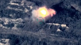 Azerbaycan ordusu, Ermenistan'ı böyle vurdu!