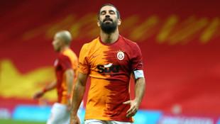 Galatasaray'da Arda Turan'dan Fenerbahçe itirafı!