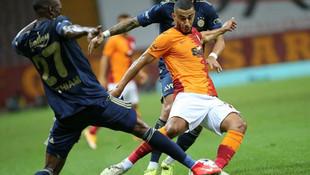 Galatasaray-Fenerbahçe maçında yıldız oyuncu olay oldu