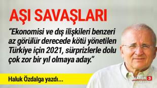 Haluk Özdalga yazdı: Aşı savaşları!