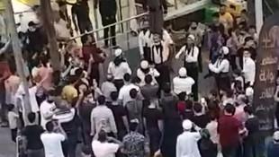 İstanbul'da bedava döner izdihamı