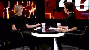 Katıldığı programın tüm kayıtları silinen Erkan Mumcu'dan tepki