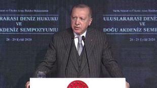 Erdoğan'dan Azerbaycan-Ermenistan çatışmasıyla ilgili flaş açıklama