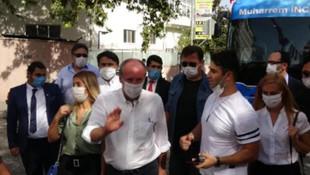 Muharrem İnce: Balıkesir tek başına Türkiye'ye bakabilir