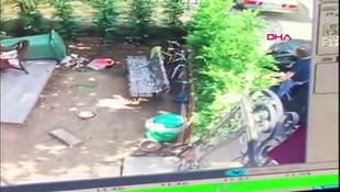 Beykoz'da komşular birbirine girdi