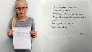 Cumhurbaşkanı Yardımcısı Oktay minik Zümra'nın sesini duydu