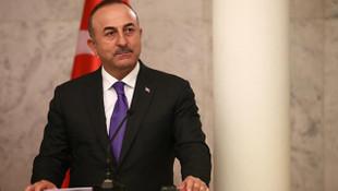 Bakan Çavuşoğlu: Bu meseleyi kökünden çözmek istiyoruz
